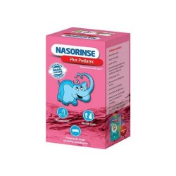 Abfen Nasorinse Plus Pediatric