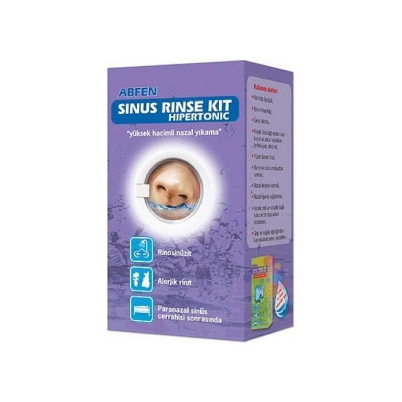 Abfen Sinus Rinse Kit Hipertonic