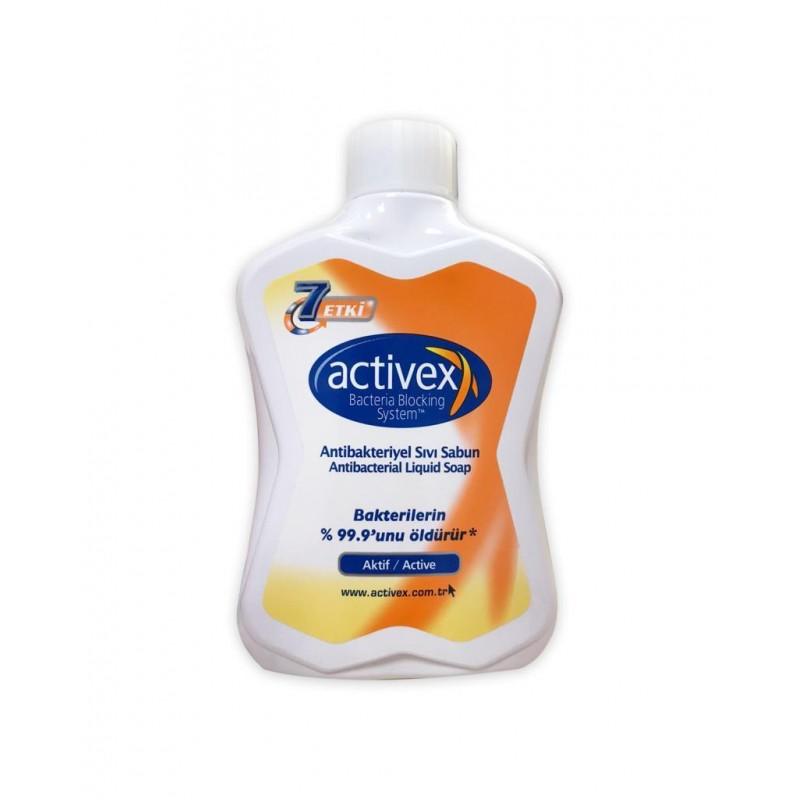 Activex Antibakteriyel Sıvı Sabun Aktif 300 ml