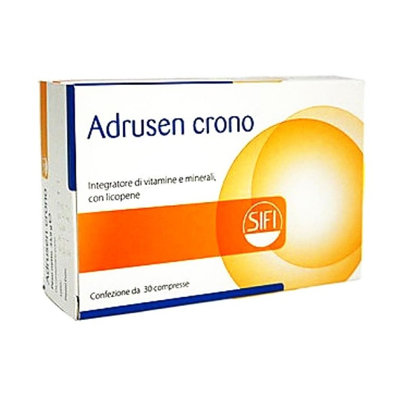 Adrusen Crono 30 Kapsül