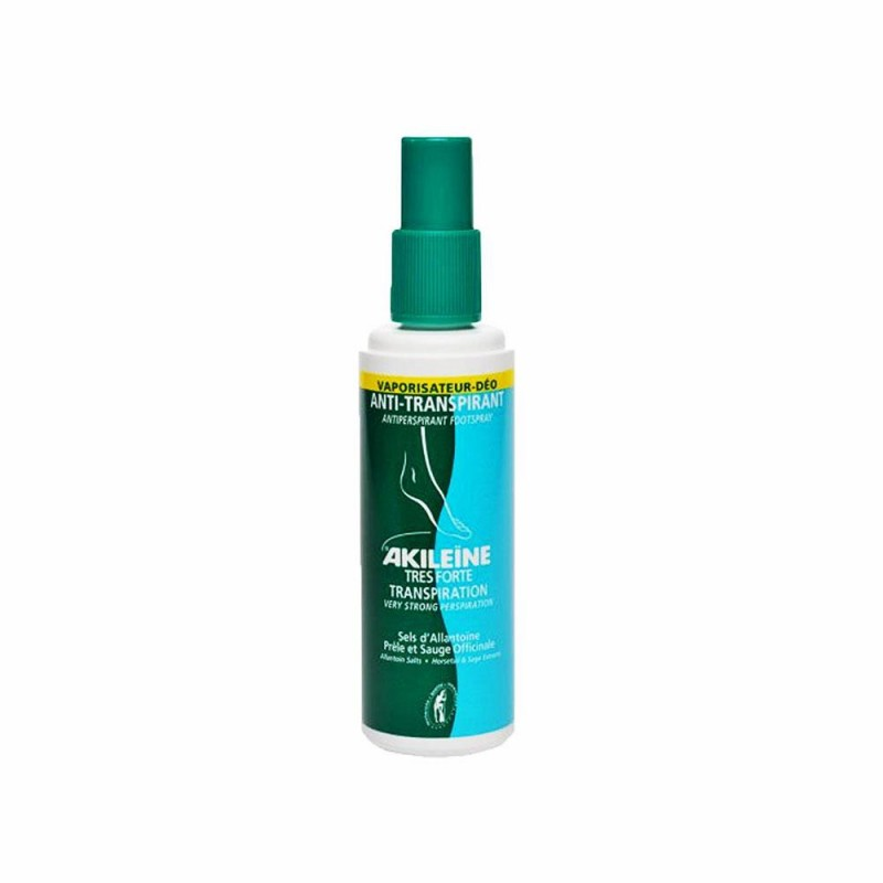 Akileine Anti Perspirant Foot Spray 100 ml