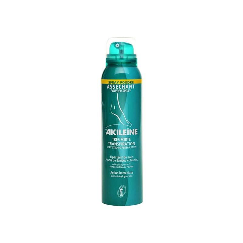 Akileine Anti Perspirant Powder Spray 150 ml