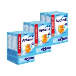 Aptamil 2 Devam Sütü 1200 gr 3'lü Paket