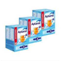 Aptamil 3 Devam Sütü 1200 gr 3'lü Paket