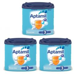 Aptamil 3  Devam Sütü 3'lü 400 gr