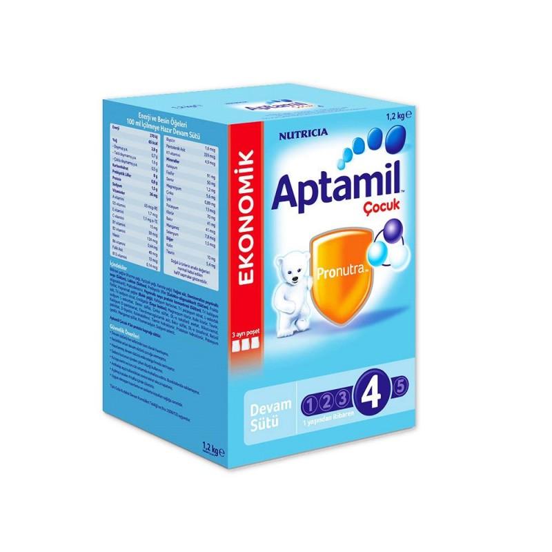 Aptamil 4 Çocuk Sütü 1200 gr