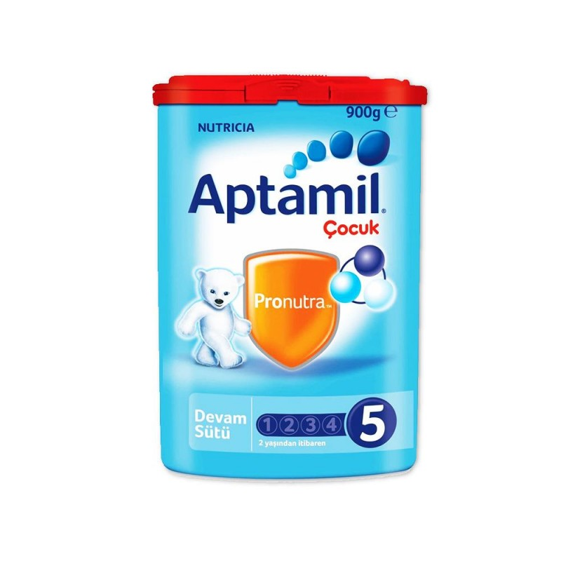 Aptamil Çocuk 5 Devam Sütü 900 gr