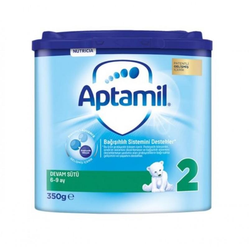 Aptamil Pronutra 2 Devam Sütü 6-9 Ay 350 gr Yeni Kutu Skt: 07/2020