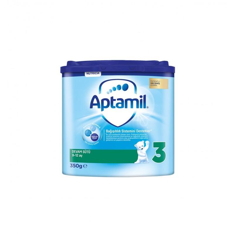 Aptamil Pronutra 3 Devam Sütü 9-12 Ay 350 gr Yeni Kutu
