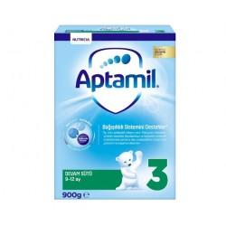 Aptamil Pronutra 3 Devam Sütü 9-12 Ay 900 gr Yeni Kutu