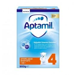 Aptamil Pronutra 4 Devam Sütü 1 Yaş+ Ay 900 gr Yeni Kutu Skt: 07/2020