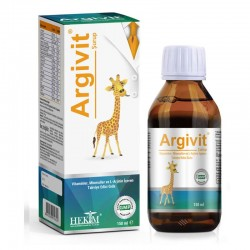 Argivit Multivitamin Şurup 150 ML