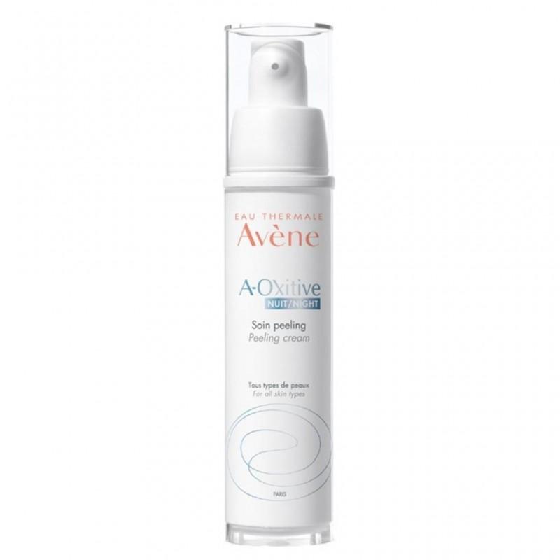 Avene A-Oxitive Yaşlanma Karşıtı Peeling Etkili Gece Kremi 30 ml
