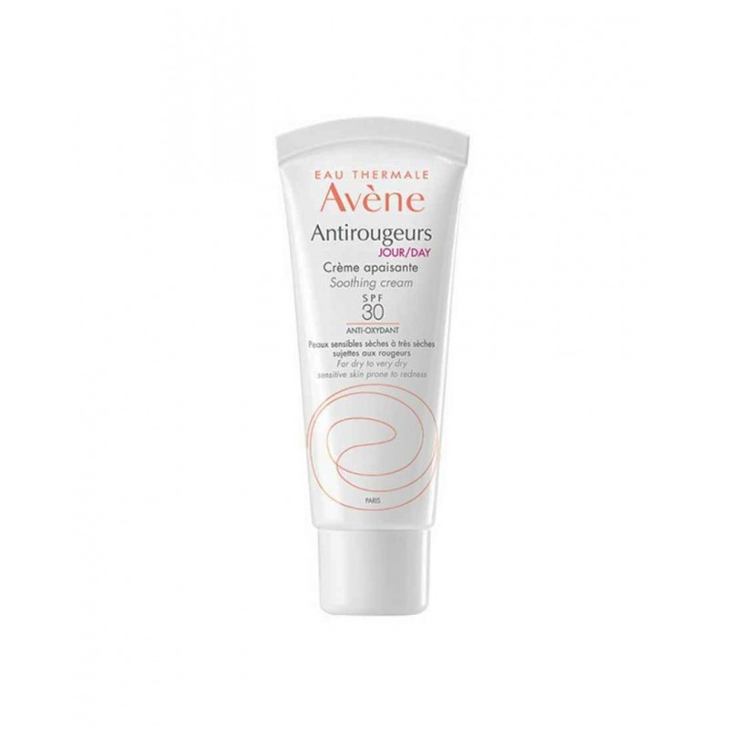 Avene Antirougeurs Jour Day Cream Spf30 40 ml