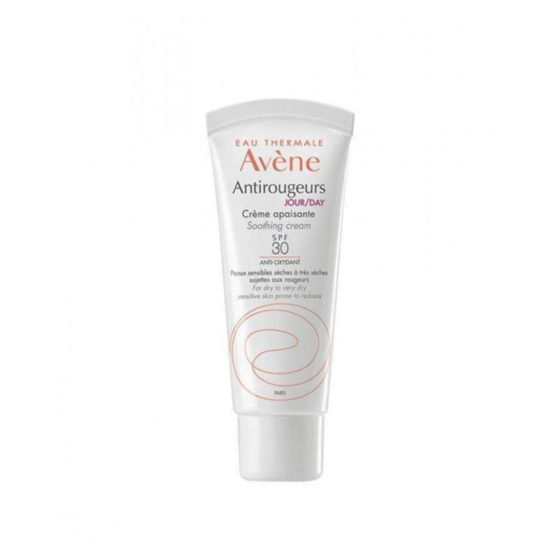 Avene Antirougeurs Jour Day Emulsion Spf30 40 ml