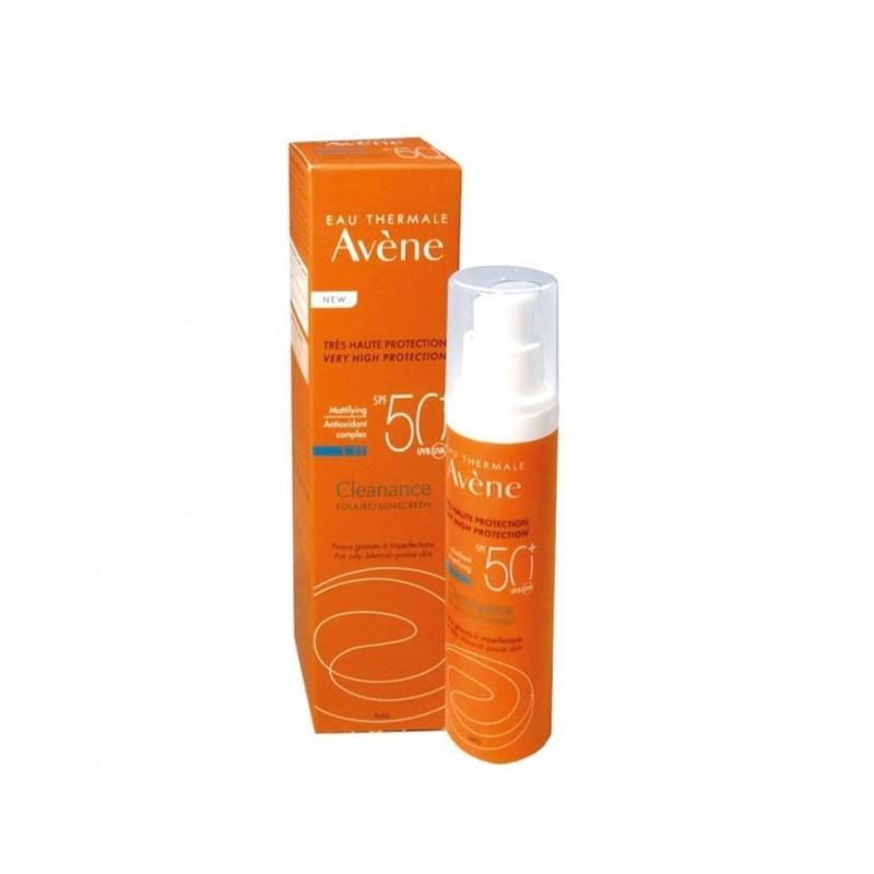 Avene Cleanance Spf50 Güneş Kremi 50 ml
