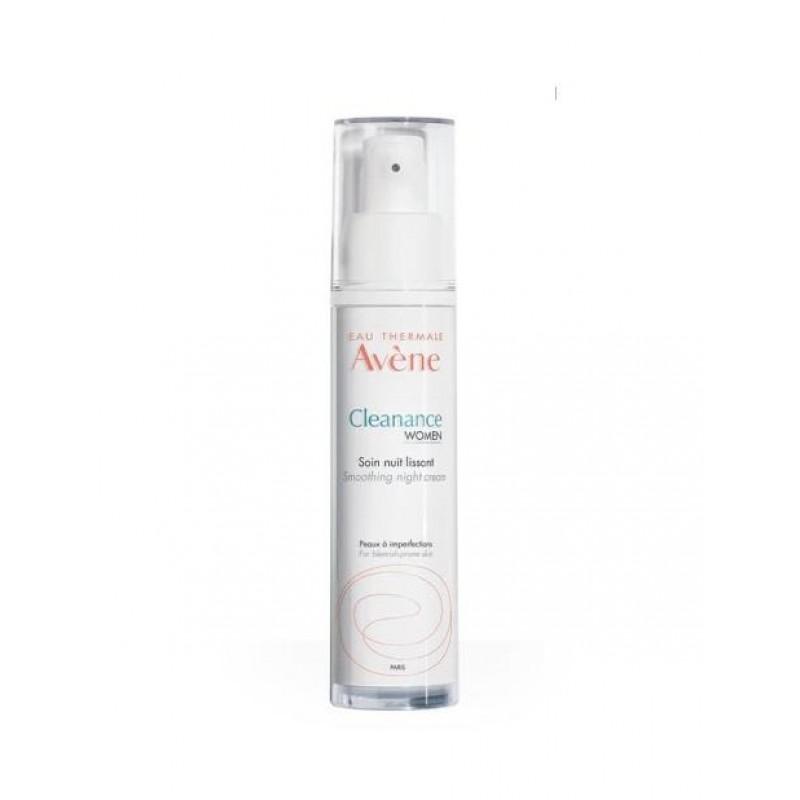 Avene Cleanance Women Smoothing Night Cream 30 ml