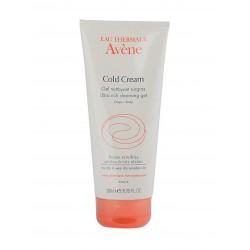 Avene Cold Cream Gel Nettoyant Surgras 200 ml Duş Jeli