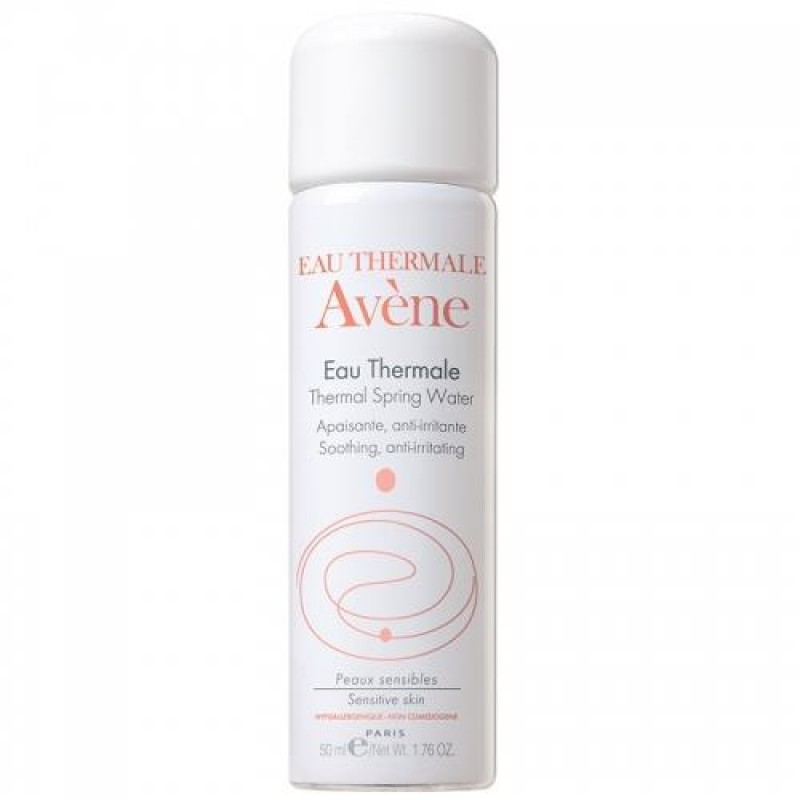 Avene Eau Thermal Spring Water 50 ml Termal Su