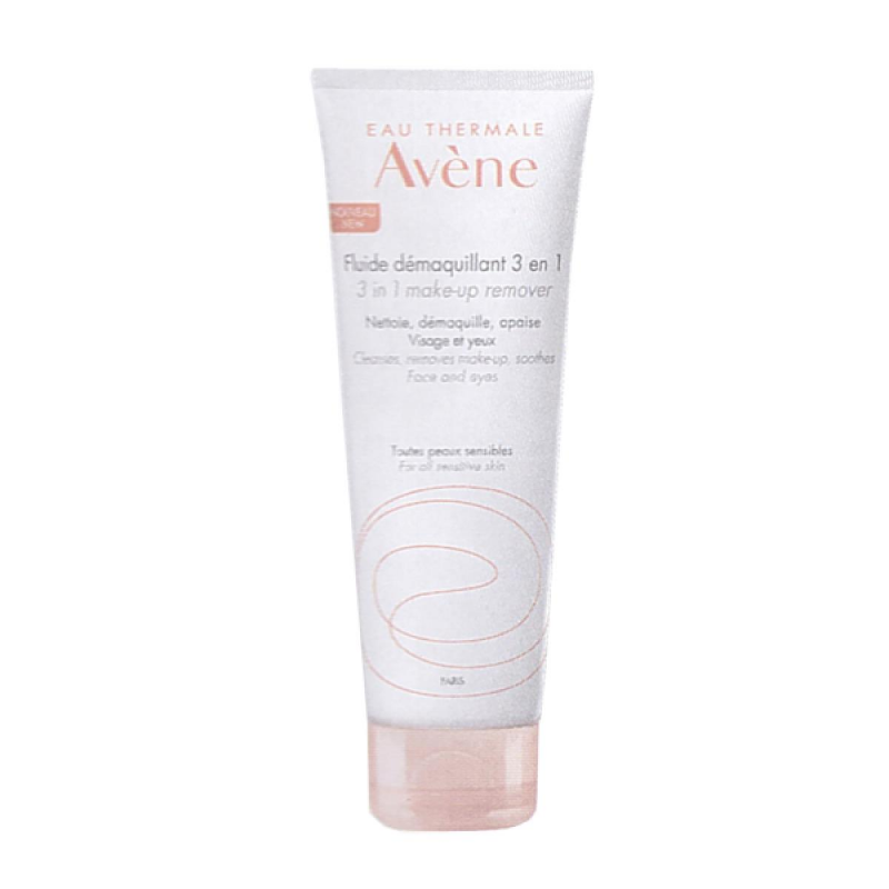 Avene Fluide Demaquillant 3 in 1 100 ml