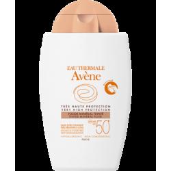Avene Fluide Mineral Tinted Spf50 40 ml (Renkli Hassas Güneş Kremi)
