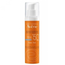 Avene Fluide (Emülsiyon) Spf50 50 ml SKT:10/2020