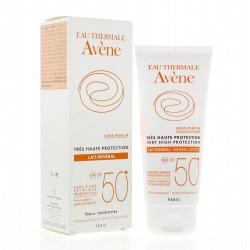 Avene Lait Mineral Spf50 100 ml (Hassas Güneş Kremi)