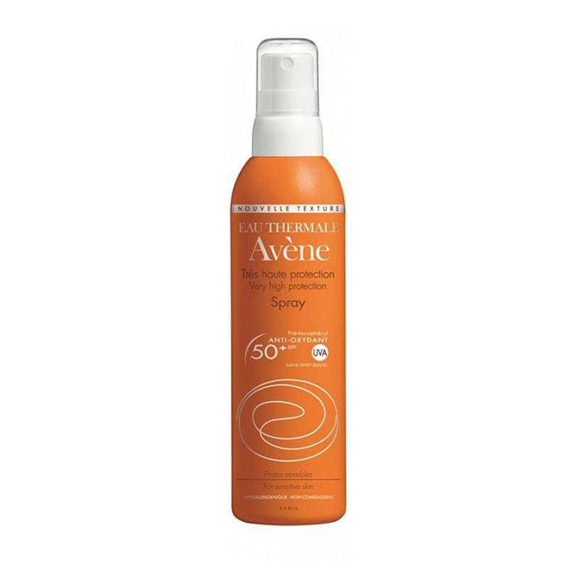 Avene Sprey Spf50 200 ml Güneş Losyonu