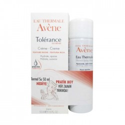 Avene Tolerance Extreme Creme 50 ml - Termal Su 50 ml Hediye