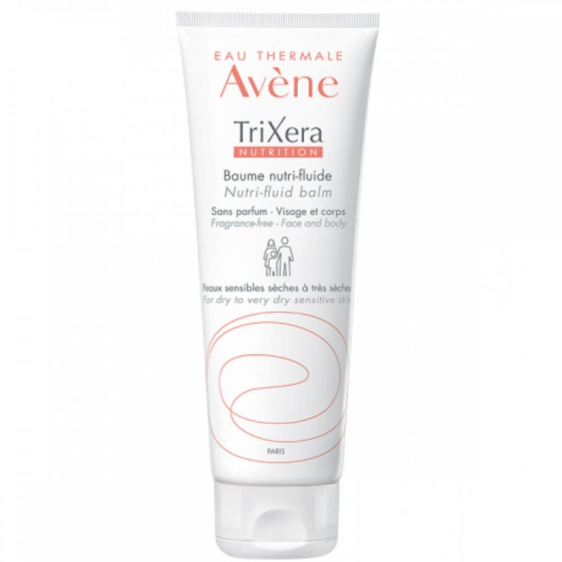 Avene TriXera Nutrition Nutri-Fluid Balm 200 ml
