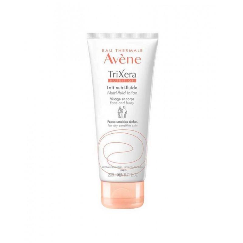 Avene Trixera Nutrition Nutri-Fluid Lotion 200 ml
