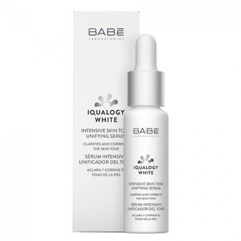 BABE Iqualogy White Intensive Skin Tone Unifying Serum 30 ml