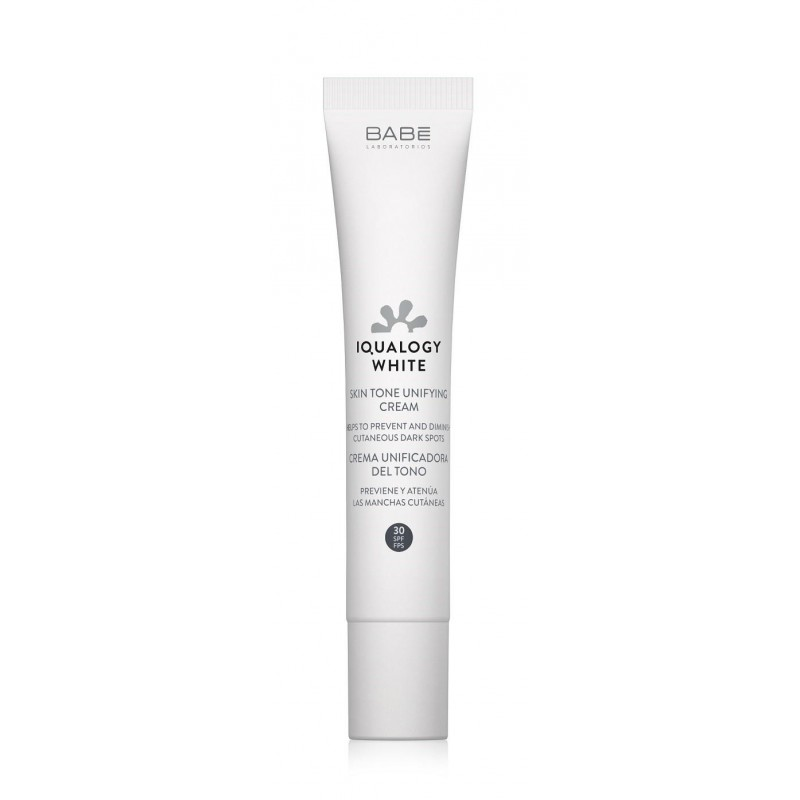 BABE Iqualogy White Skin Tone Unifying Cream Spf30 50 ml