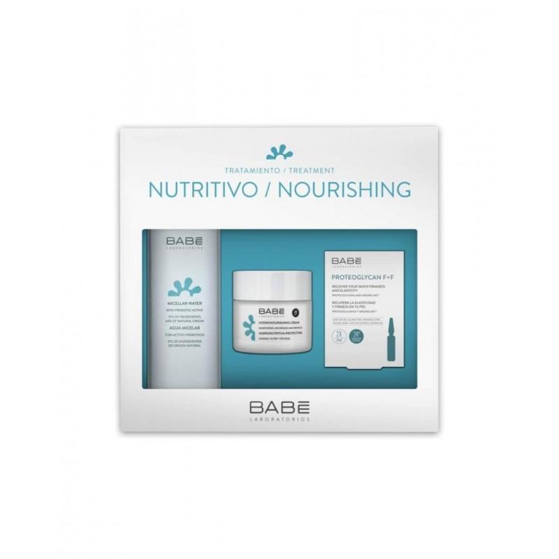 Babe Nourishing Treatment Cilt Bakım Seti