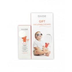 Babe Pediatrik Güneş Koruyucu Spf 50 Losyon 100 ml + Deniz Yatağı Hediyeli