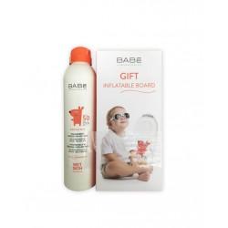 Babe Pediatrik Transparan Güneş Spreyi Spf50+ 200 ml + Deniz Yatağı Hediyeli
