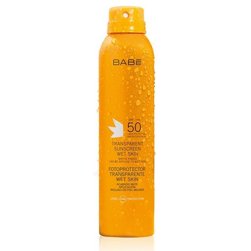 BABE Transparan Güneş Spreyi Spf50 200 ml