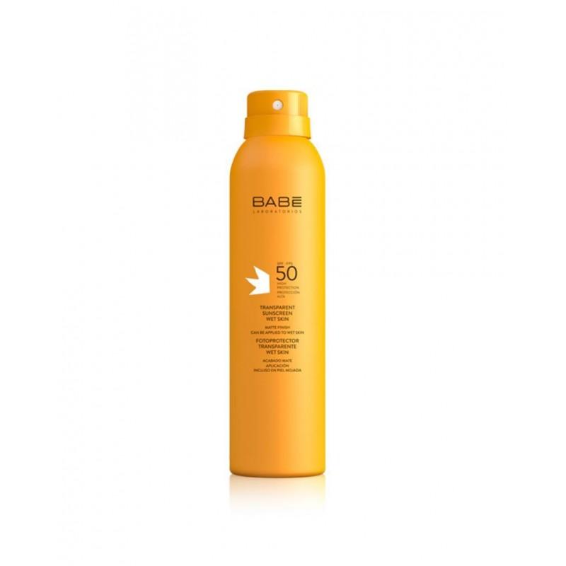 Babe Transparan Sprey Güneş Kremi Spf 50 200 ml