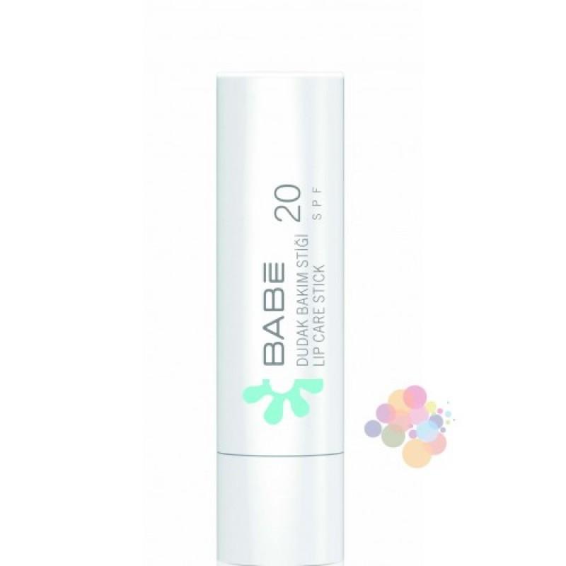 BABE Lip Care Stick Spf20 4 gr