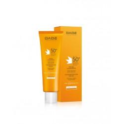 Babe Yüz İçin Güneş Koruyucu Krem Spf50+ 50 ml