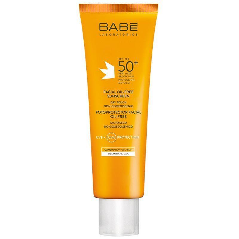 BABE Yüz için Yağsız Güneş Koruyucu Spf50 50 ml