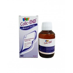 Baby Colic - End Bitkisel Şurup 100 ml