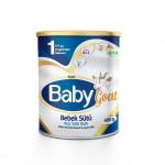 Baby Goat 1 400 gr Keçi Sütü Bazlı Devam Sütü