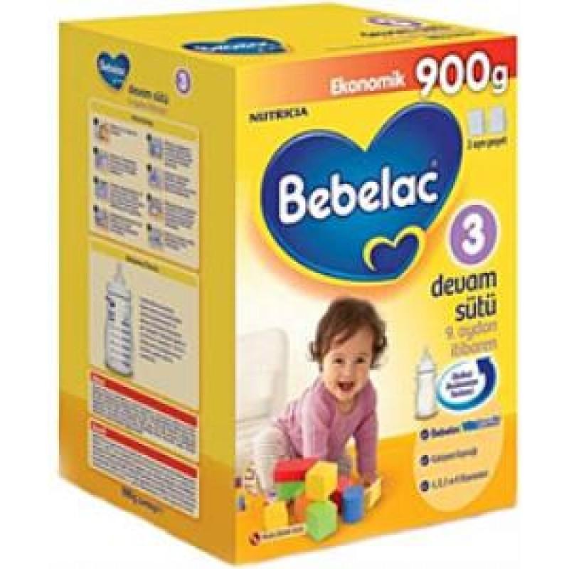 Bebelac 3 900 gr Bebek Sütü (9. Aydan İtibaren)