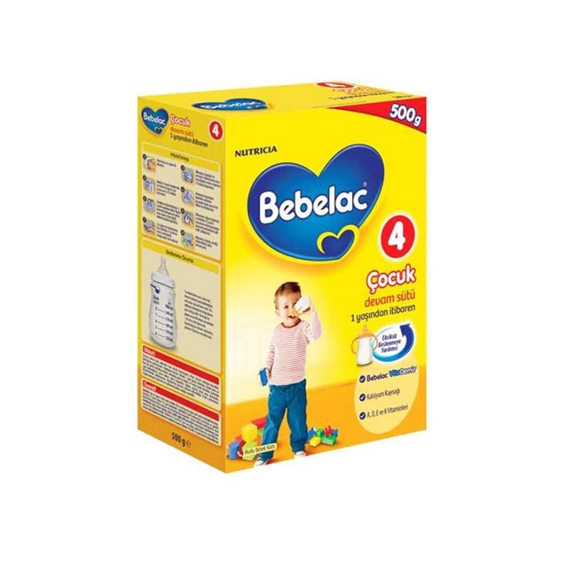 Bebelac 4 ( junior ) 500 gr Devam Sütü