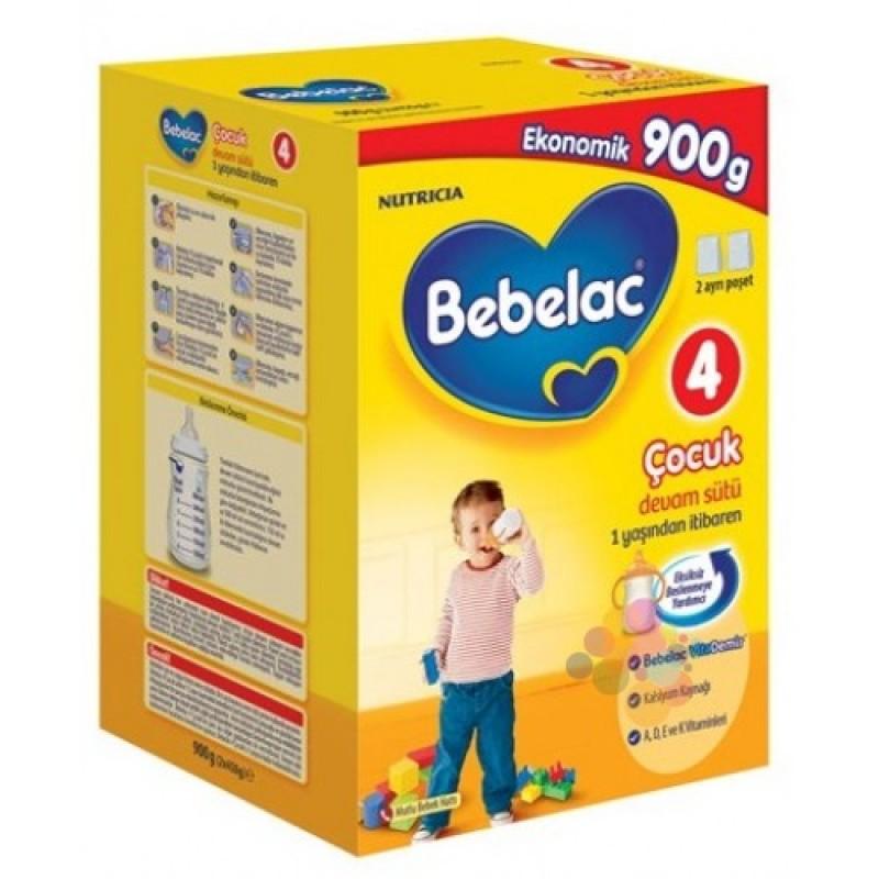 Bebelac 4 Junior 900 gr Çocuk Sütü