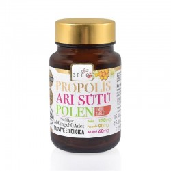 Bee`o Up Propolis Arı Sütü Polen Emme Tablet 500 mg x 60 Adet