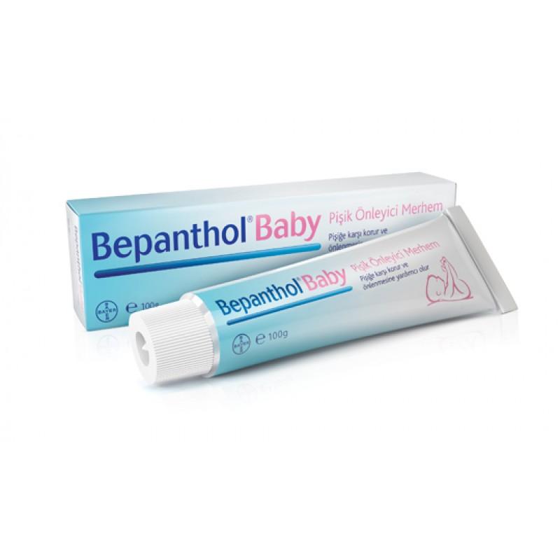 Bepanthol Pişik Önlemeye Yardımcı Merhem 100 g