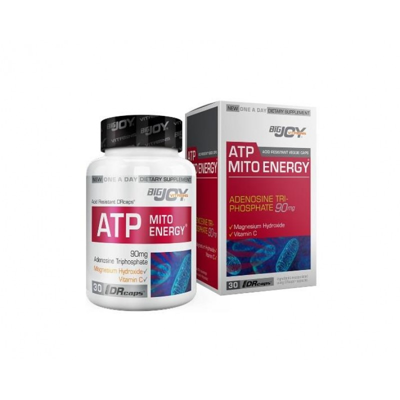 Suda Vitamin ATP Mito Energy 30 DR Kapsül