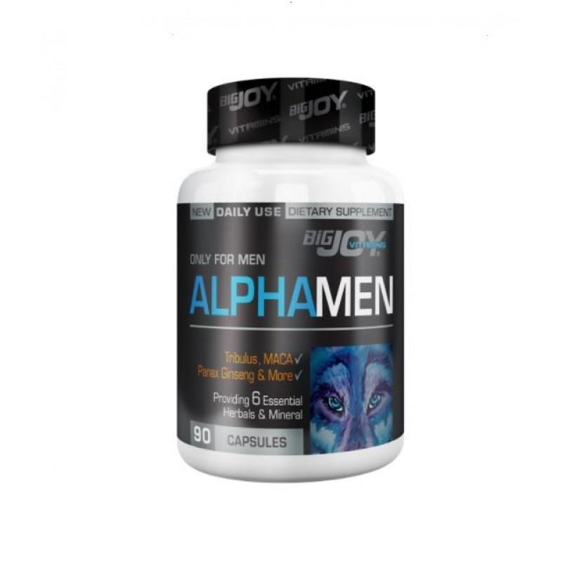 Suda Vitamin Alphamen 90 Kapsül